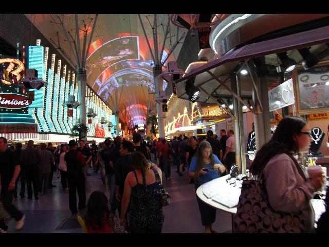 Fremont Street, Old Vegas