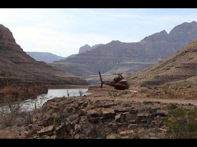 Helicopter Ride at Grand Canyon