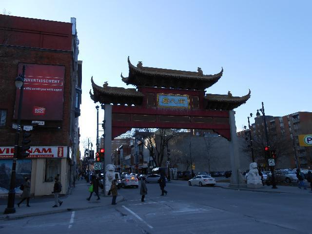 Chinatown, Montr閍l