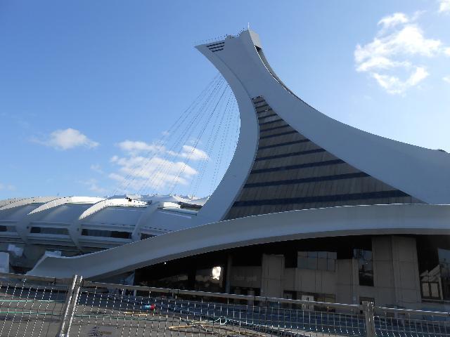 Olympic Stadium, Montr閍l