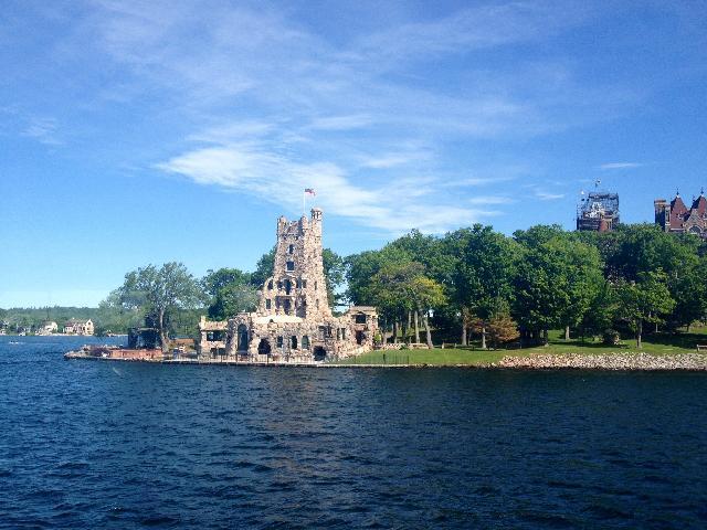 Thousand Island Cruise - Boldt Castle