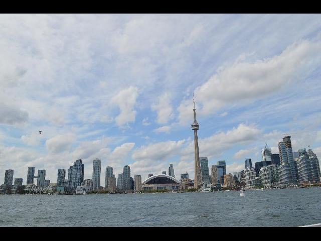 Toronto skyline