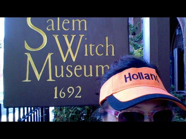 Salem Witch Museum in MA