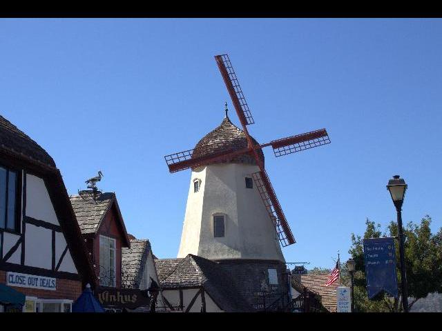 Wind Mill @ Danish Village