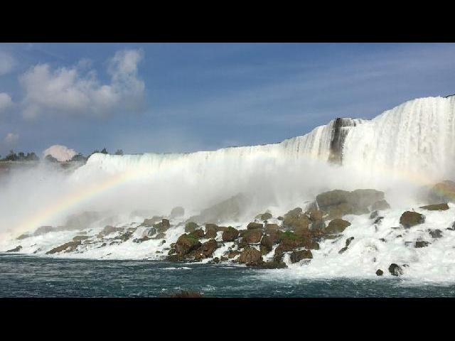 Niagara falls, nature beauty