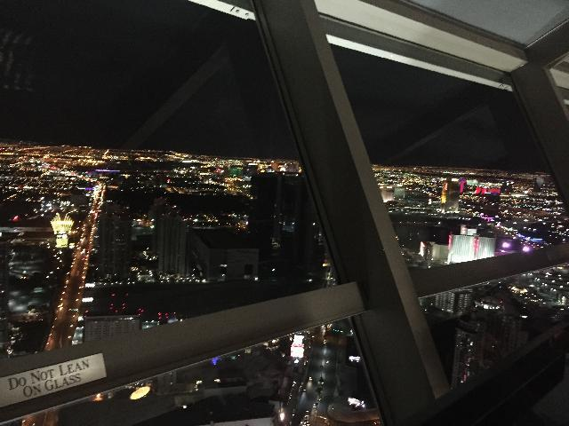 Tower View Stratosphere