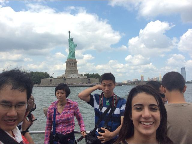 Statue of Liberty boat ride