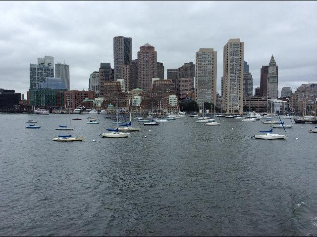 Boston boat tour