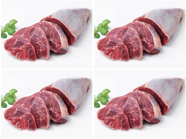 金钱腱 / Beef Round Shank, 4 pc × 1 lb