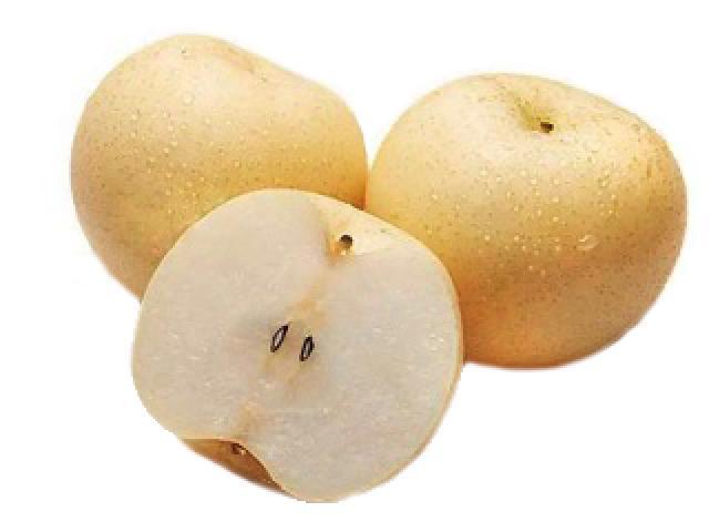Korean Pears, 3 Each