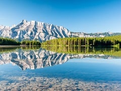 5-Days Rocky Mountains, Icefield, Banff, Maligne Lake Tours from Vancouver