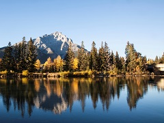 5-Day Canadian Rocky Mountain, Banff, Jasper National Park Tour from Calgary