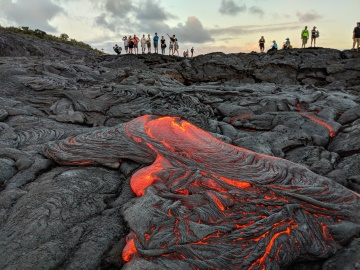 Hawaii Extreme Molten Lava Tour