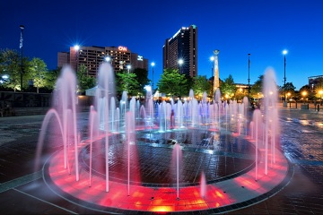 7-Day Dahlonega, Asheville, Great Smoky Mountain, Nashville and Chattanooga Tour from Atlanta with Airport Transfers
