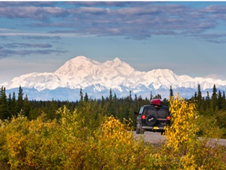 7-Day Fairbanks, Denali National Park and Anchorage Tour from Fairbanks