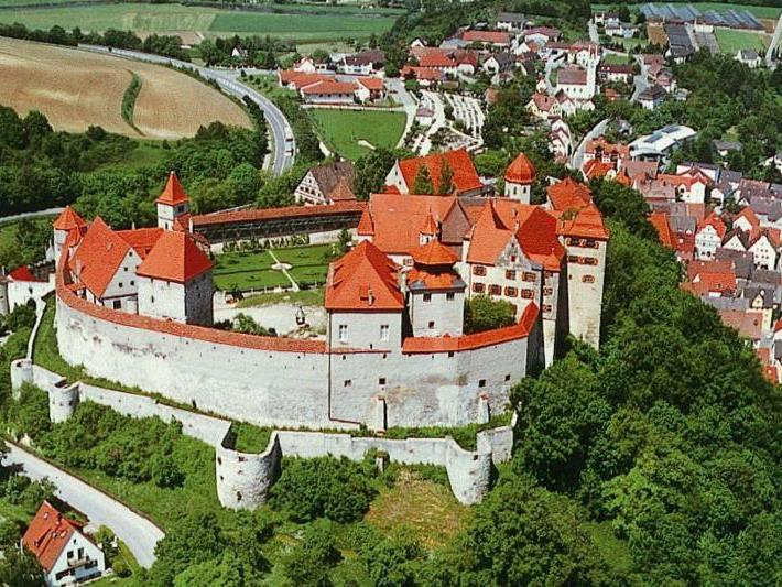 1-Day Romantic Road - Rothenburg and Harburg Tour from Munich