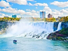 1-Day Niagara Falls Bus Tour from New York