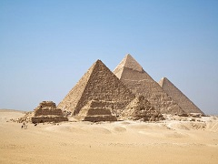 5-Day Pyramids of Giza and Sphinx Tours from Cairo