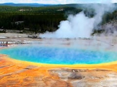 5-Day Yellowstone National Park, Jackson Hole, Grand Teton Deluxe Tour from Salt Lake City