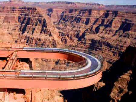 1-Day Grand Canyon West Rim Bus Tour from Las Vegas...