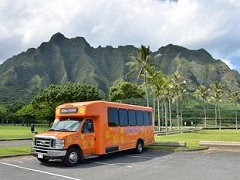 1-Day Oahu Circle Island Excursion (Japanese)
