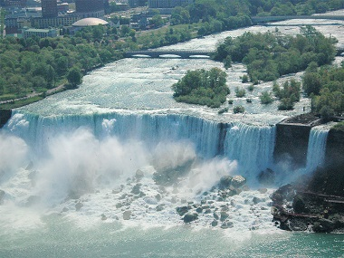 2-Day Niagara Falls,  Finger Lakes Tour from New York/New Jersey