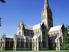 Afternoon Tea in Salisbury Cathedral with Stonehenge and Bath