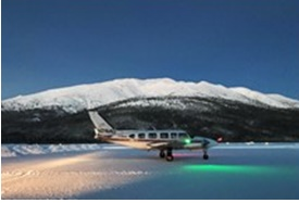 1-Day Arctic Circle Aurora Fly Drive Adventure - Mandarin Tour
