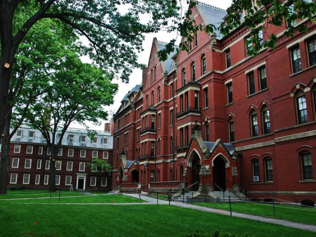 4-Day Harvard University Leadership Workshop