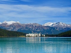 3-Day Rocky Winter Banff, Hot Springs, Lake Louise and Yoho Tour from Calgary with Airport Transfers