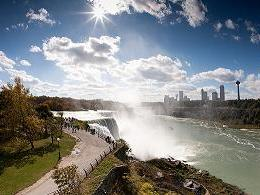 5-Day Boston, New York, Niagara Falls Tour Package from Washington DC