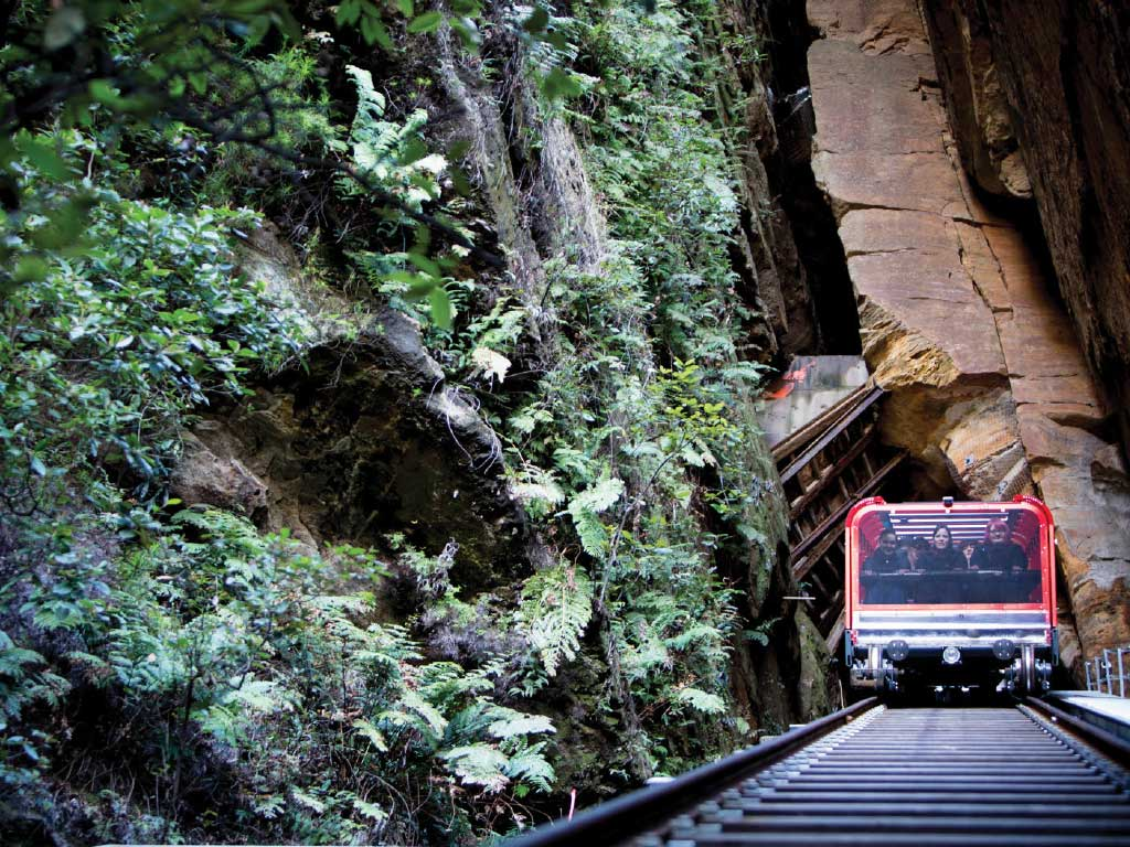 1-Day Grand Blue Mountains All Inclusive Tour from Sydney