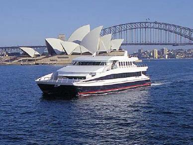 1-Day Sydney City Tour with Harbour Luncheon Cruise