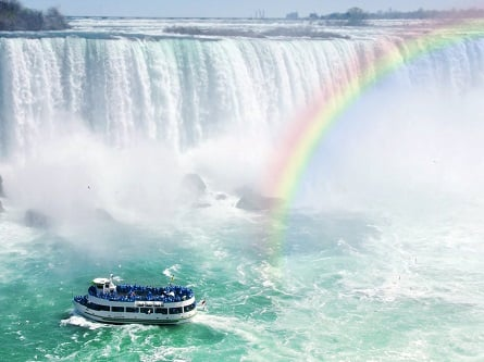 3-Day Niagara Falls, Cave of the Winds, Washington DC Tour from New York/New Jersey