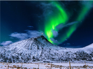 5-Day Fairbanks Aurora Viewing, Arctic Circle, Chena Hot Springs Tour from Fairbanks with Airport Transfers
