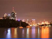 Morning Brisbane City Tour with Cruise from Brisbane