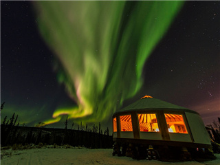 10-Day Seattle, Anchorage, Fairbanks Aurora Viewing Tour from Seattle with Airport Transfers
