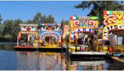 1-Day Mexico City and Xochimilco Tour from Mexico City