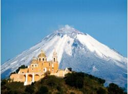 1-Day Puebla & Cholula with lunch Tour from Mexico City