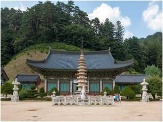 2-Day Buddhist Temple Stay Tour