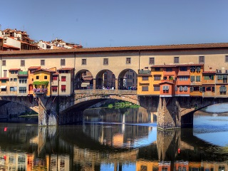 Florence Guided Private Walking Tour from Florence