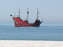 Captain Memos Pirate Cruise and Clearwater Beach Day form Orlando