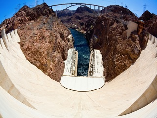 Half-Day Hoover Dam Bus Express Tour with Las Vegas Hotel pickup