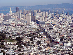 5-Day San Francisco, Theme Parks Tour from Los Angeles - SF Out