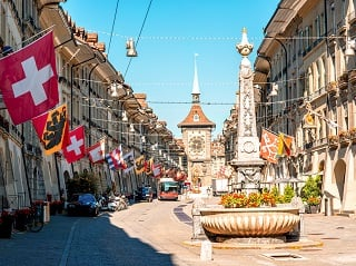 4-Day Switzerland Liechtensteinin Tour from Paris
