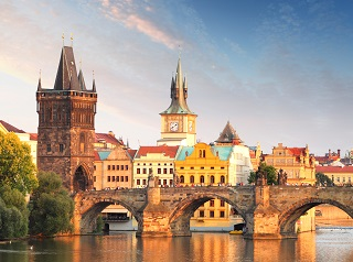 8-Day Charm of Eastern Europe Tour from Paris
