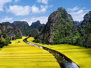 1-Day Hoa Lu and Tam Coc Tour from Hanoi