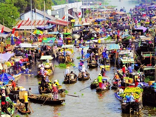 1-Day Mekong Delta Tour from Hanoi