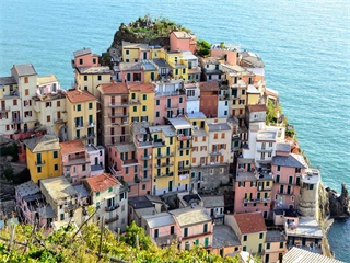 1-Day Cinque Terre and Portovenere from Florence
