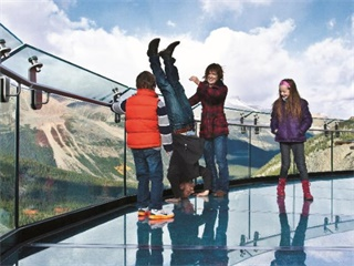 1-Day Jasper National Park and Columbia Icefield Tour from Calgary